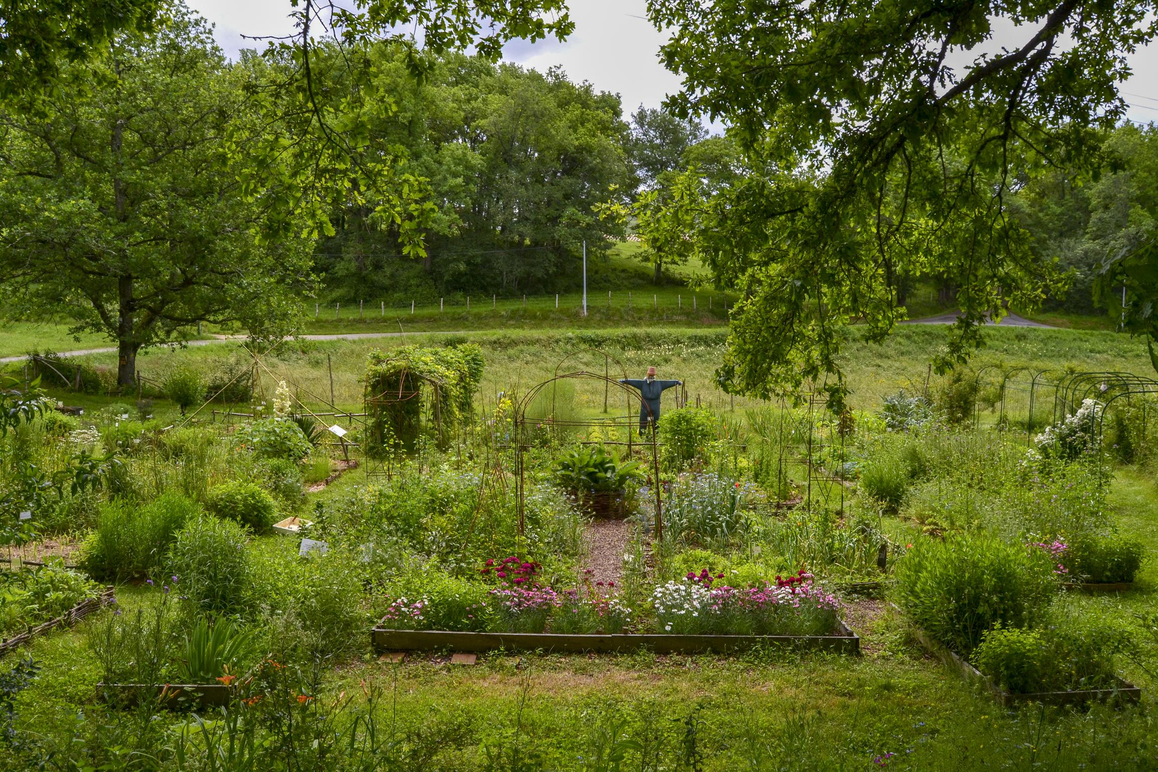 Le Jardin à thèmes