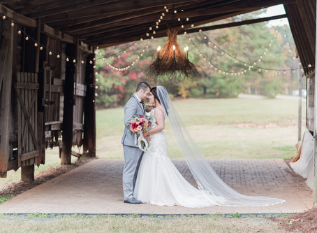 Sugarneck Wedding | Savannah + Perry | North Carolina Wedding Photographer