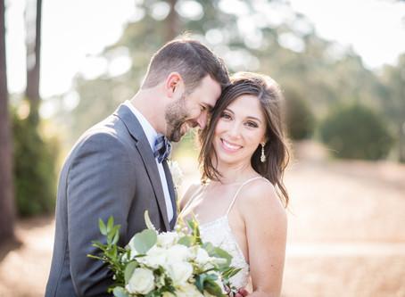 Pinehurst No. 9 Wedding | Jamie + Kent | North Carolina Wedding Photographer