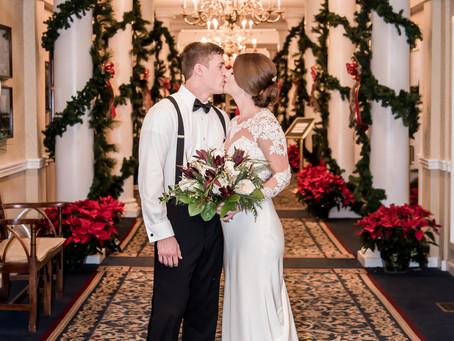 Rockingham Baptist & Pinehurst Resort Wedding | Kakki + Hayden | NC Wedding Photographer
