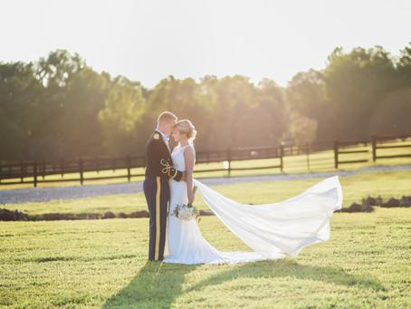 Oakland Farm Wedding   Kayla +Trevor   North Carolina Wedding Photographer