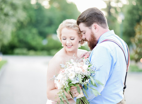 Pinehurst Market Place Wedding | Casey + Luke | North Carolina Wedding Photographer