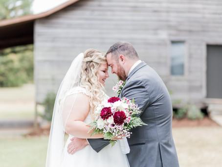 Sugarneck Wedding | Payton + Robby | North Carolina Wedding Photographer