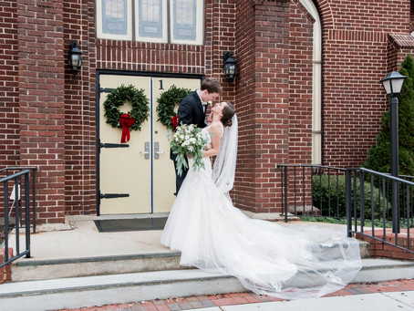 Oaks at Salem Wedding   Shelley + Carter   North Carolina Wedding Photographer