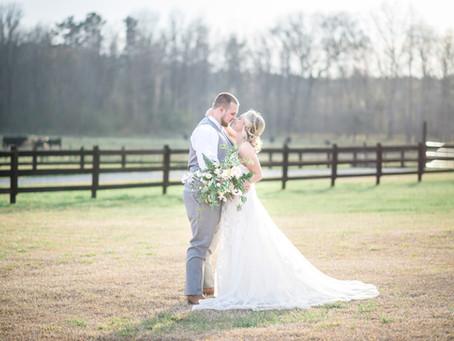Oakland Farm Wedding   Darien + Seth   North Carolina Wedding Photographer