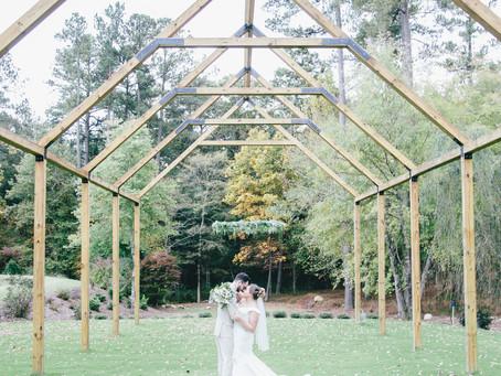 Chapel Hill Carriage House Wedding   Logan + Ben   North Carolina Wedding Photographer