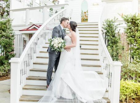 Tybee Island Chapel Wedding | Jessica + Max | North Carolina Wedding Photographer | Georgia Wedding