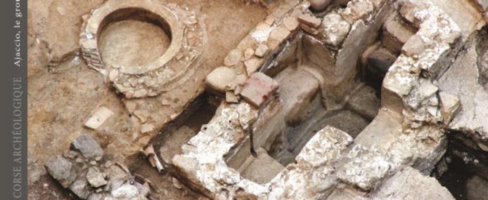 La Corse archéologique - Ajaccio, le groupe épiscopal