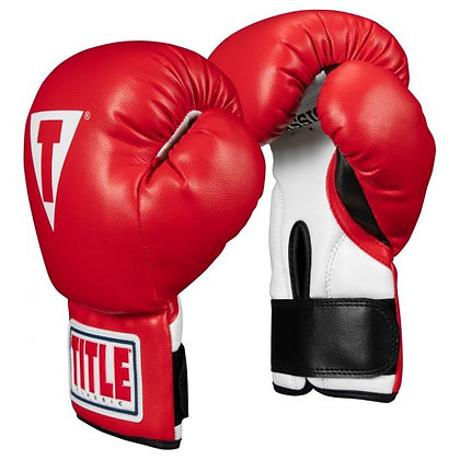 TITLE Classic Kid & Youth Boxing Gloves 2.0
