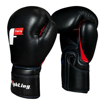 Fighting Leather Training Gloves