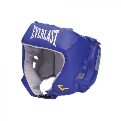 EVERLAST Amateur Competition Headgear with Open Face