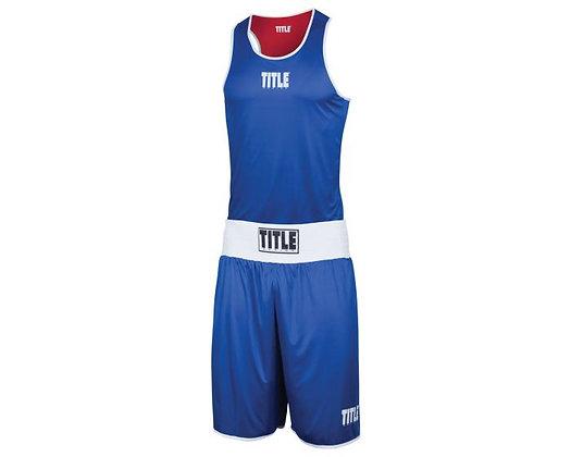 TITLE Reversible Aerovent Elite Amateur Boxing