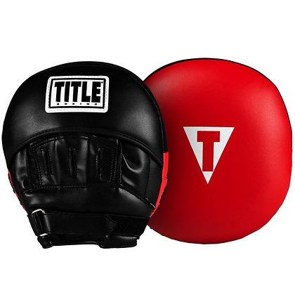 "TITLE ""Double-Stuff"" Jumbo Punch Mitts"