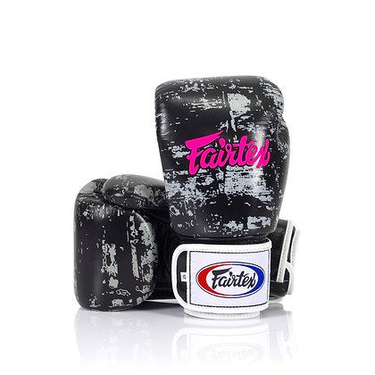 """Fairtex BGV1 Universal Gloves """"Tight-Fit"""" Design - Dark Cloud"""