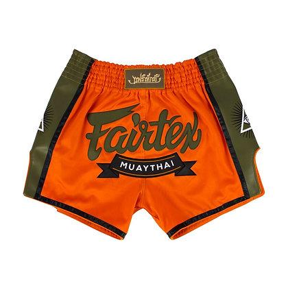 FAIRTEX Muay Thai Shorts - BS1705 Orange