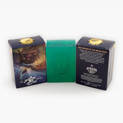 THE ARM BAR SOAP THE MAT-MEGALODON BATCH