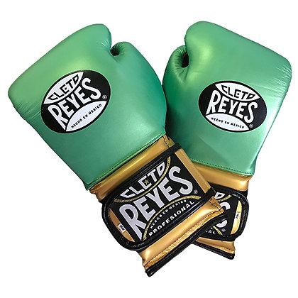 Cleto Reyes Training Gloves with Hook and Loop Closure – WBC Edition