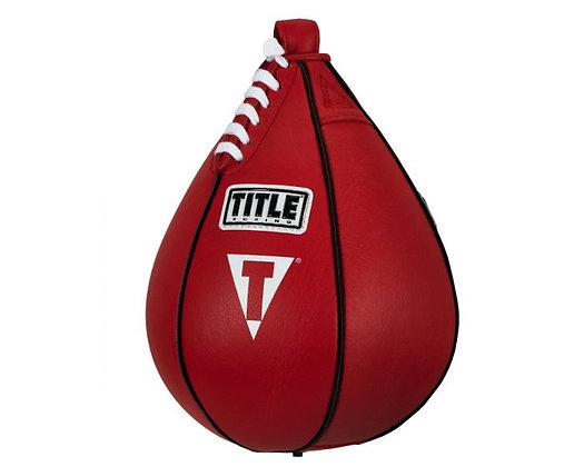 TITLE Boxing Super Speed Bags