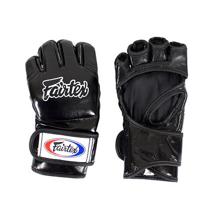 """Fairtex FGV12 Ultimate Combat Gloves with """"Open Thumb Loop"""""""