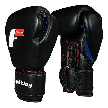 Fighting Leather Heavy Bag Gloves
