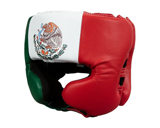 TITLE USA Boxing Competition Headgear - With Cheeks