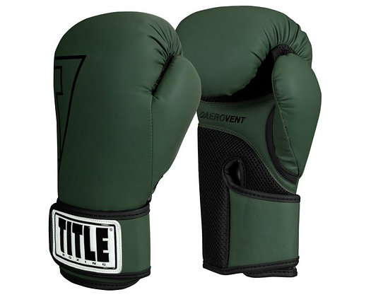 TITLE Boxing Vegan Fitness Boxing Gloves
