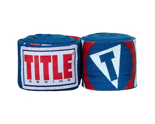 Elastic Hero Hand Wraps - Commander