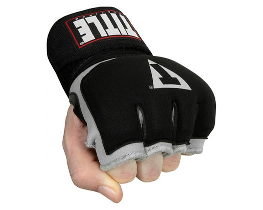 TITLE Platinum Prime Gel Fist Wraps 2.0
