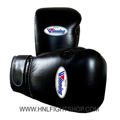 Winning Velcro Gloves Black