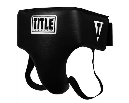 TITLE Boxing Deluxe Groin Protector Plus 2.0