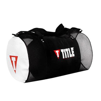 Mesh Duffel Bag