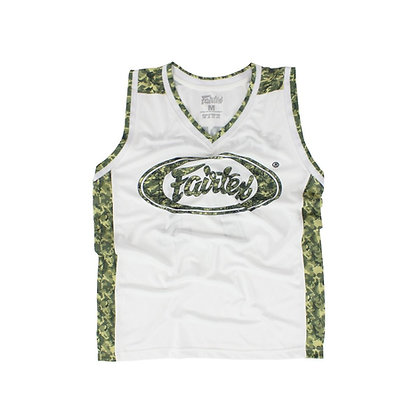 Fairtex Basketball Jersey - JS11