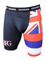 "HFG ""HAWN FLAG"" SHORTS - LONG STYLE"