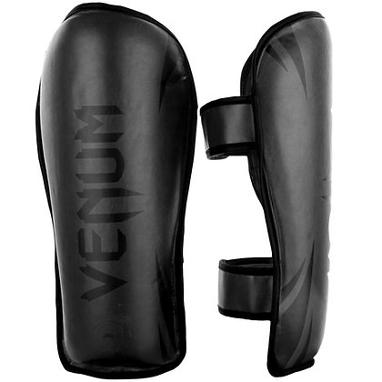 VENUM CHALLENGER SHIN GUARDS - BLACK/BLACK