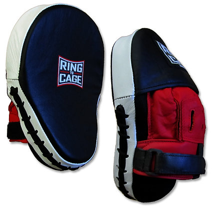 RING TO CAGE Curved Punch Mitts