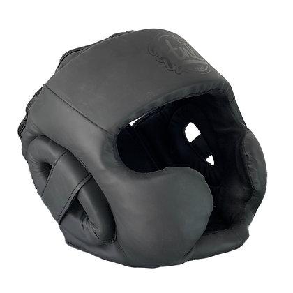 HNL Matte Black Headgear