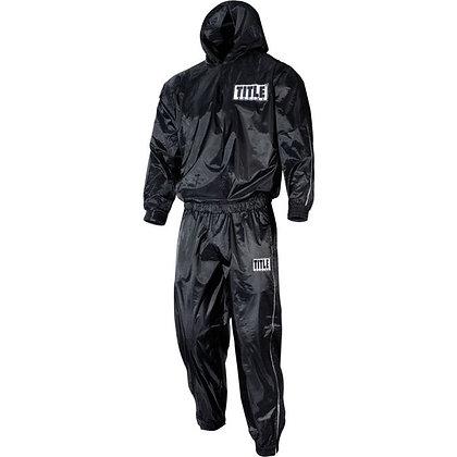 Sauna Suit With Hood