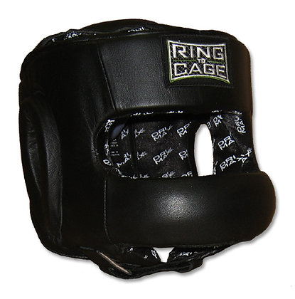 RING TO CAGE Full Face Sparring Headgear