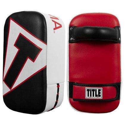TITLE MMA Micro Thai Pads