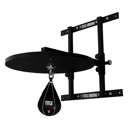 TITLE Complete Professional Adjustable Speed Bag Platform - Pre Order