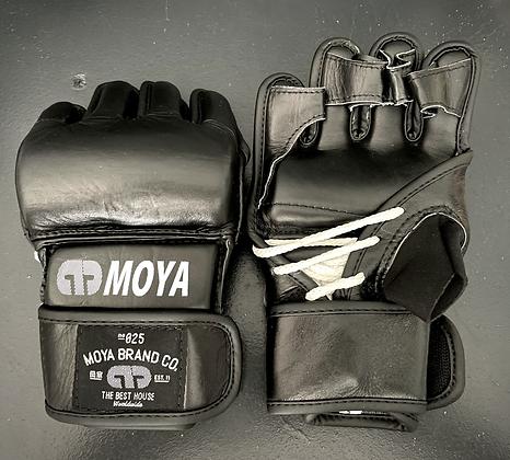 MOYA BRAND 4oz Velcro/Lace MMA Gloves