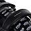Thumbnail: VENUM LIGHT KICK PADS - SKINTEX LEATHER - BLACK/ICE (PAIR)