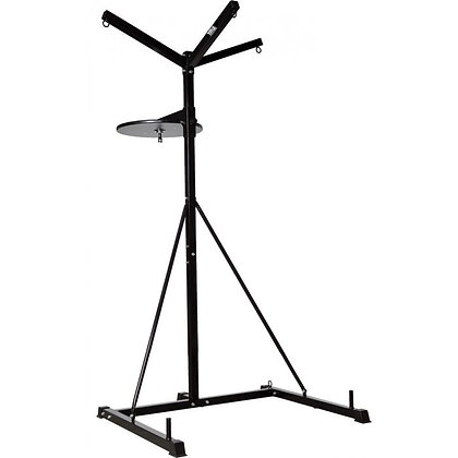 TITLE 4-Score Punching Bag Stand - Pre Order