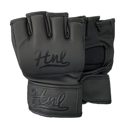 HNL Matte Black MMA Ultimate Glove