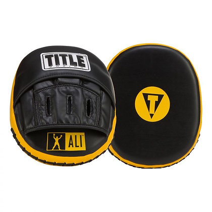Ali Super Micro Punch Mitts