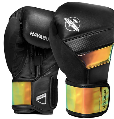 Hayabusa T3 Boxing Gloves - Iridescent