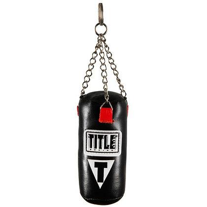 TITLE Mini Heavy Bag Keyring