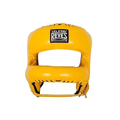 Cleto Reyes Headgear Redesigned with Nylon Bar