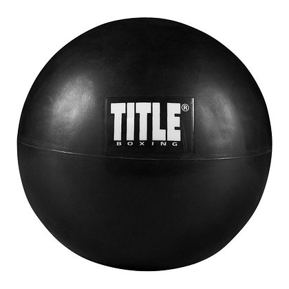 TITLE Boxing Rubber Slam Ball