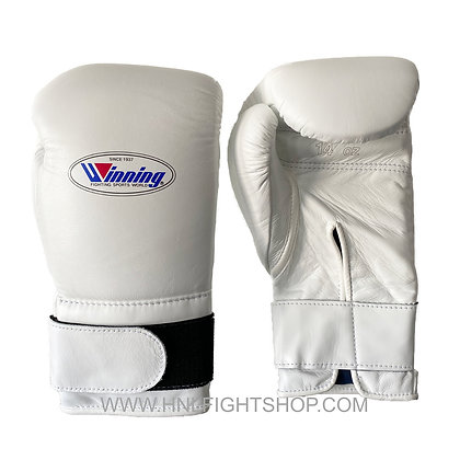 Winning Velcro Gloves White